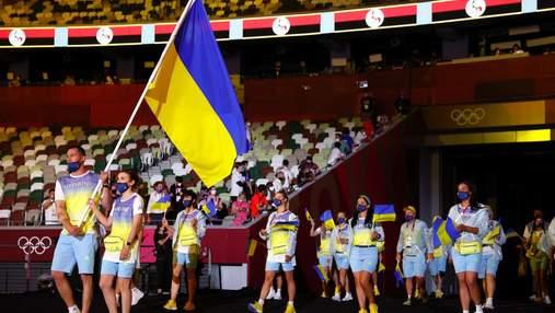Україна на Олімпіаді в Токіо перевершила результат Ріо-2016 за кількістю медалей