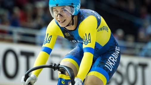 Космический финиш: две украинки отобрались в финал Олимпиады по велоспорту на треке