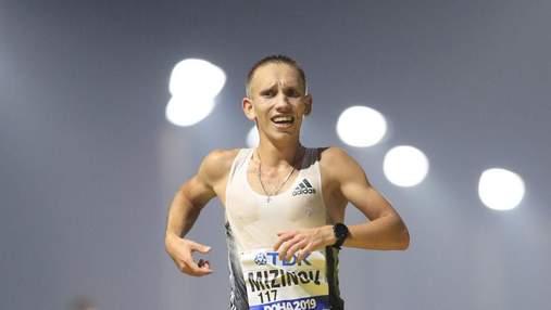 Российского спортсмена дисквалифицировали во время выступления на Олимпиаде-2020