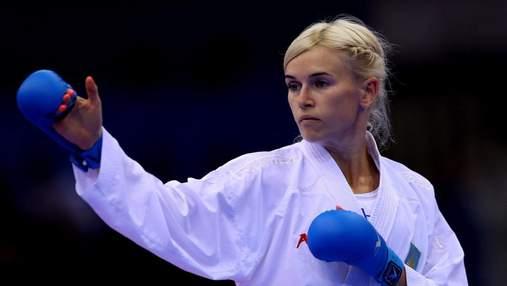 Українська каратистка Серьогіна залишилась поза півфіналом Олімпіади-2020