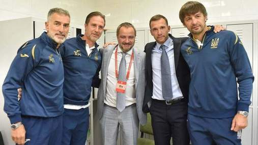 Президент УАФ намекнул на нового тренера сборной Украины
