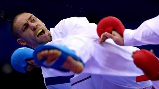 Украинский каратист Горуна – бронзовый призер Олимпиады-2020