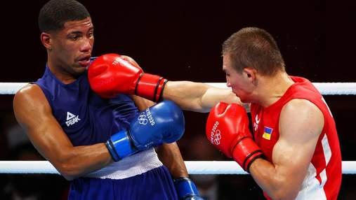 Не розумію, – Хижняк прокоментував спірне рішення судді у фіналі Олімпіади з боксу