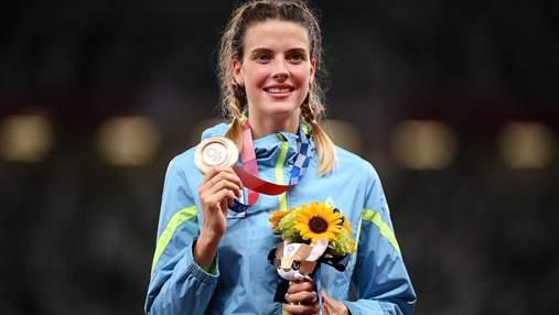"""Украинка Магучих получила """"бронзу"""" на Олимпиаде по прыжкам в высоту"""