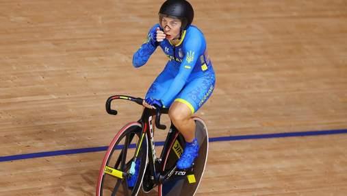 Українка Старікова створила сенсацію на велотреку: фаворитка Олімпіади в ауті