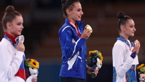 """Росіянки вперше за 25 років – без """"золота"""" у художній гімнастиці на Олімпіаді: у Росії """"палає"""""""