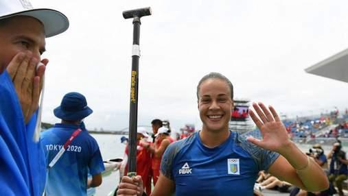 Переписала историю гребли: Лузан – знаменосец Украины на церемонии закрытия Олимпиады
