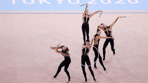 Олімпіада для України завершена: гімнастки посіли 7 місце у командному багатоборстві