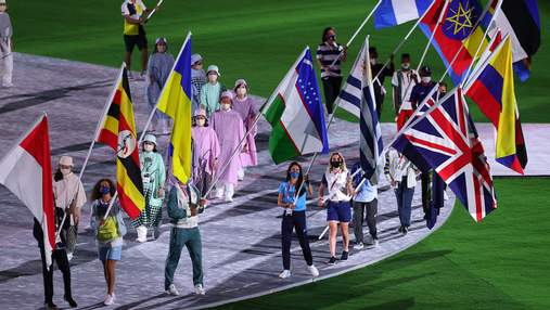 Олімпіада-2020 в Токіо офіційно закінчилася: фото з церемонії закриття