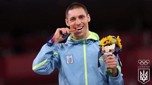 Горуна показав прийом з карате на українському олімпійському чемпіоні: відео