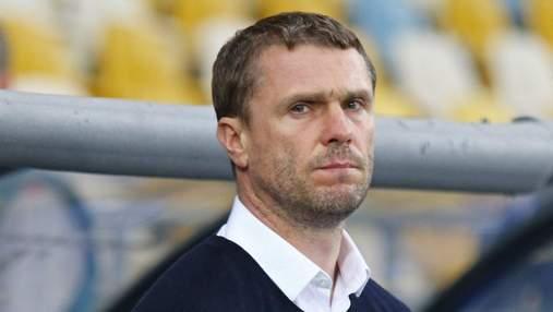 Заради Реброва можуть відкласти призначення тренера збірної України: причина