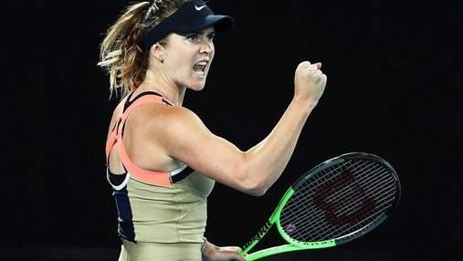 Світоліна піднялася в топ-5 рейтингу WTA та стала лідеркою за часом перебування в першій десятці