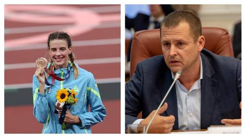 Мэр Днепра Филатов вступился за Магучих, которая обняла россиянку на Олимпиаде