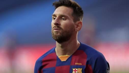 Барселона втратить 137 мільйонів євро через Мессі