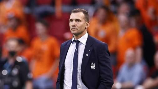 Павелко ожидает возвращения Шевченко на тренерский мостик сборной