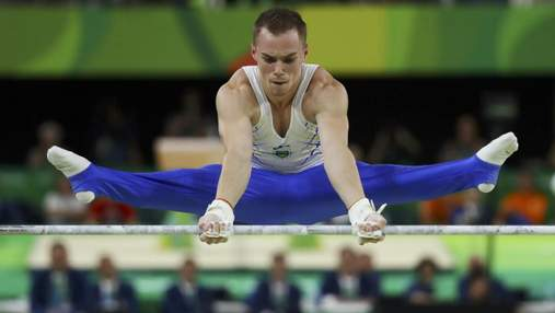 Украинский гимнаст Верняев подал апелляцию на свое отстранение из-за допинга