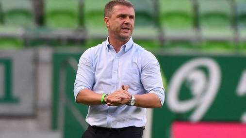 Ребров та Шевченко не приїхали на виконком щодо призначення нового тренера збірної України