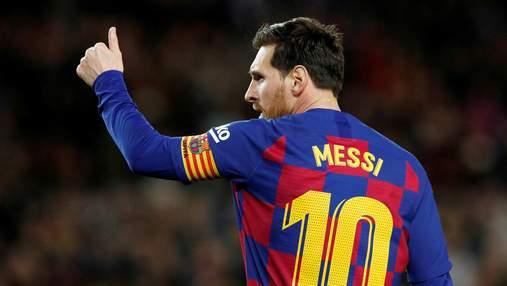 Барселона зробила останню пропозицію Ліонелю Мессі