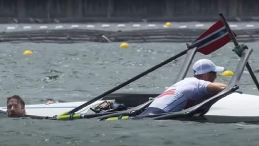 Смешные и нелепые выступления спортсменов, которые имели место на Олимпиаде-2020: видео