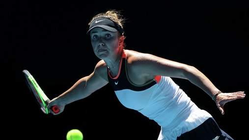 """Світоліна після олімпійської """"бронзи"""" провалилася на турнірі WTA в Канаді"""