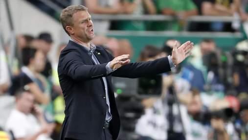 Назначение тренера сборной Украины снова отложили: новая дата