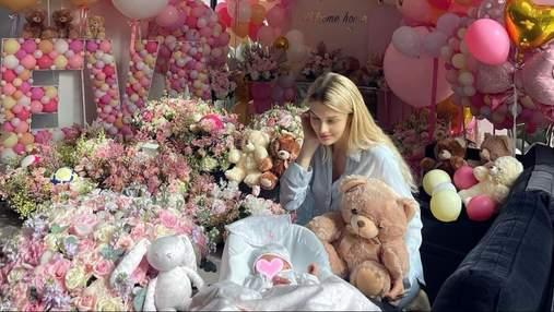 Влада Седан показала нові фото маленької донечки