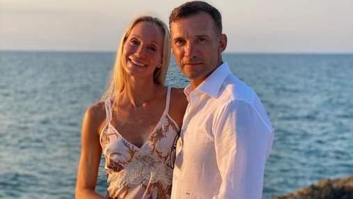Андрей Шевченко поздравил жену с днем рождения: трогательные семейные фото