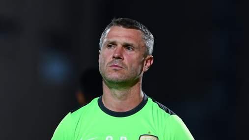 Виконую контракт з Аль-Айном, – Ребров заявив, що не може очолити збірну України