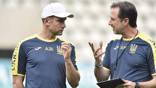 Один из ассистентов Шевченко имеет шанс войти в новый тренерский штаб сборной Украины