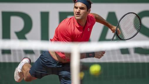 Все у підвішеному стані, – Федерер вирішує, чи продовжувати кар'єру