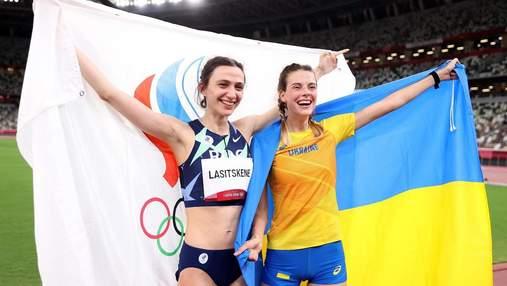 Россиянка Лесицкене впервые прокомментировала фото с Магучих, которое вызвало бешеный хейт