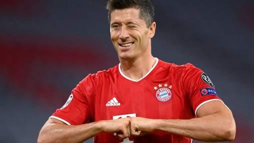 Левандовский установил удивительный рекорд Бундеслиги по голам