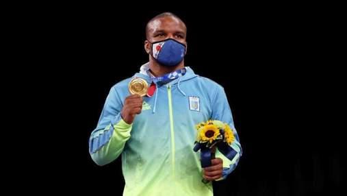Рассказал только маме и ближайшим друзьям, – Беленюк о тяжелой травме накануне соревнований