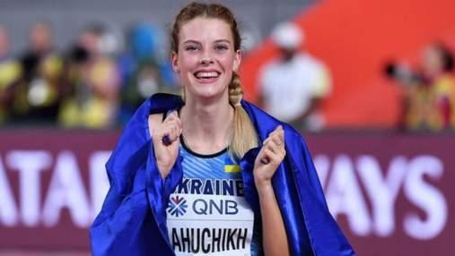 Магучіх и Рыжикова – лучшие легкоатлетки месяца в Украине