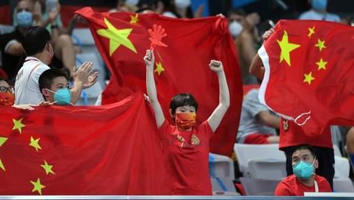 В США посмеялись: Китай объявил себя победителем Олимпиады-2020