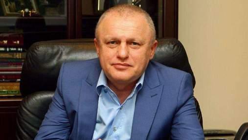 """Буде вболівати за Шахтар: Суркіс відвідає матч """"гірників"""" у Лізі чемпіонів"""