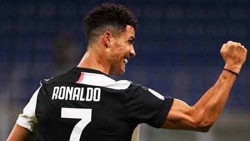 Роналду выступил с официальным заявлением о своем будущем в Ювентусе