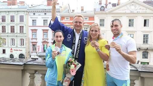Львівські призери Олімпіади-2020 отримали квартири в подарунок: враження спортсменів