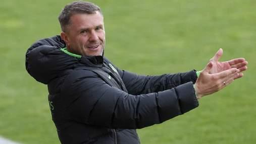 Ребров поддержал назначение Петракова на пост тренера сборной Украины