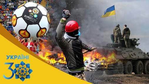 Українська Незалежність: найважливіші події, що творили нашу державу