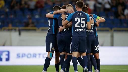 Дніпро-1 – Рух: онлайн-трансляція матчу УПЛ