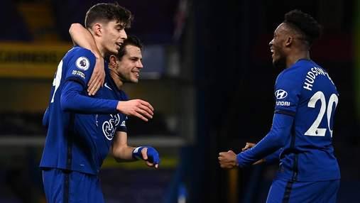 Челси уверенно победил Арсенал в матче АПЛ: Лукаку забил первый гол после возвращения