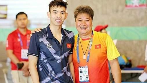 Тренер збірної В'єтнаму здійснив самогубство після завершення Олімпіади