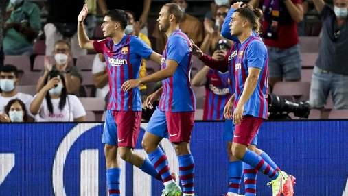 Атлетік Більбао спробує відібрати очки у Барселони: прогноз на матч Ла Ліги