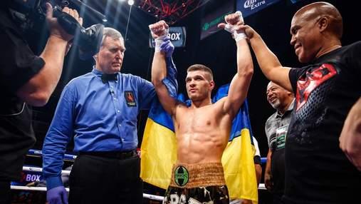 Українець Дерев'янченко проведе бій проти непереможного боксера