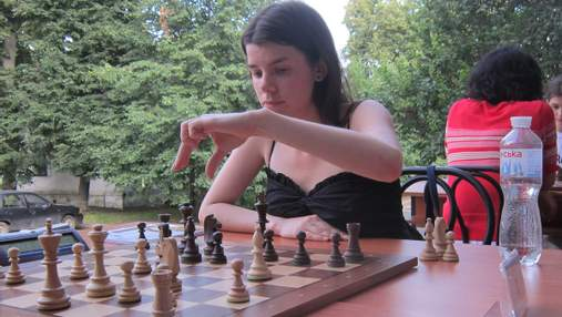 Украинка Осьмак стала вице-чемпионкой Европы по шахматам