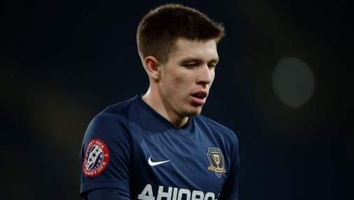 Послал Монзуль на поле: УАФ определила наказание для футболиста Днепра-1