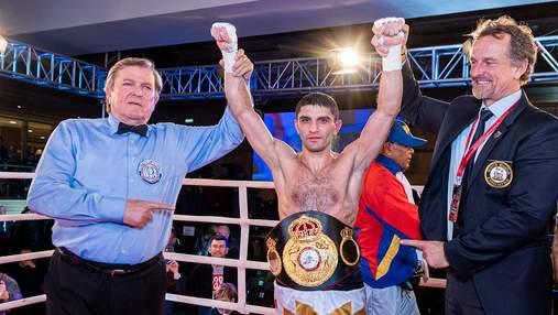 Український чемпіон світу Далакян проведе захист титулу WBA: де відбудеться бій