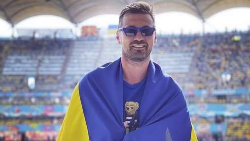 Хочу вибачитися перед вами, ви – король футболу, – Мілевський – Блохіну