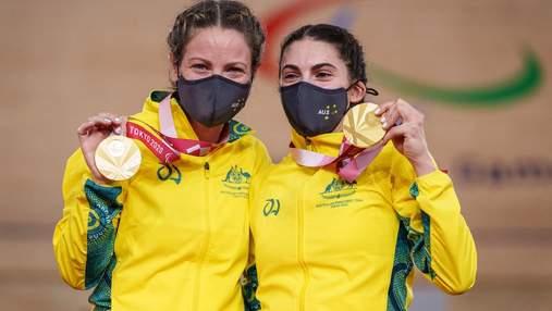 """Перше """"золото"""" Паралімпіади здобула велогонщиця з Австралії: у країни вже дві медалі"""